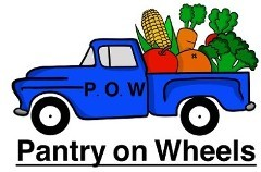 Pantry On Wheels Logo
